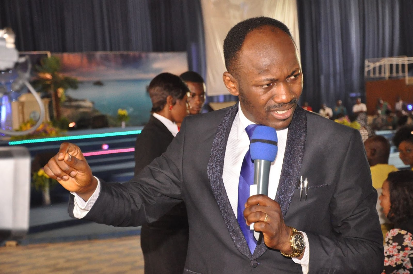 Apostle Suleman speaks on the Manchester Attack ''Terrorists are losers...
