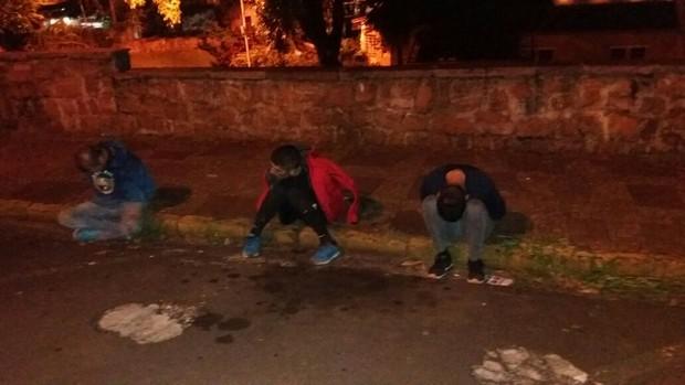 Chilenos invadem a Magazine Luiza, furtam vários produtos, mas são presos pela Guarda Municipal de São Carlos