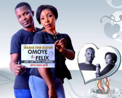Felix Agangan and Omoye