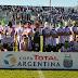 Histórico: Sacachispas eliminó a Arsenal de la Copa Argentina