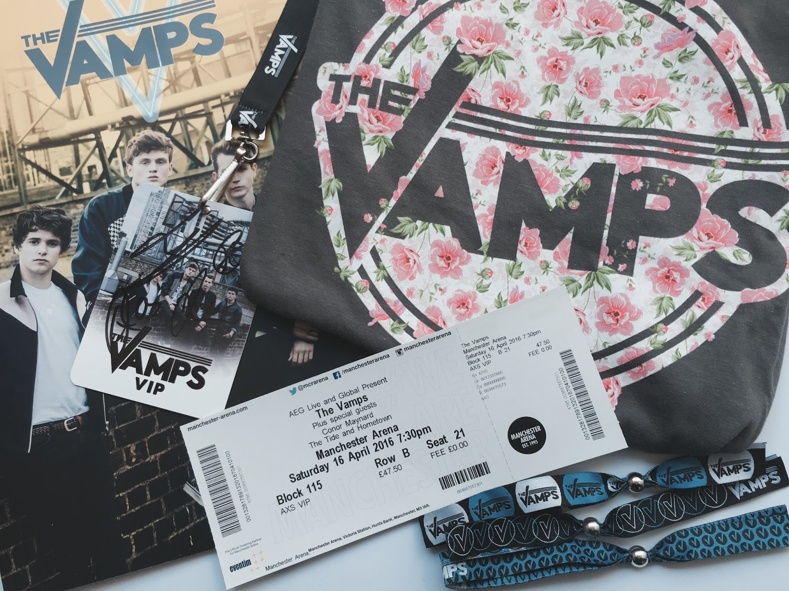 The vamps meet and greet tickets image collections greetings card the vamps wake up tour meet and greet concert everything erin m4hsunfo