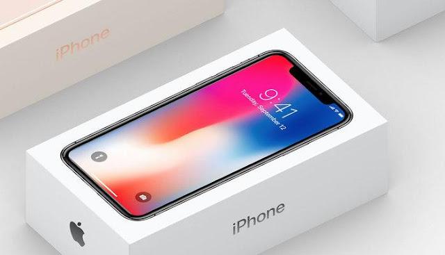 Ações da Apple caem com notícia sobre corte na produção do iPhone X