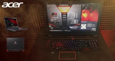 Predator 17X, 5 Laptop Terbaru Acer yang Akan Hadir di Indonesia