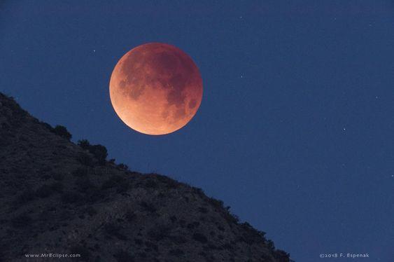 Prepare-se para os próximos eclipses: Dia 27 de julho e 11 de agosto