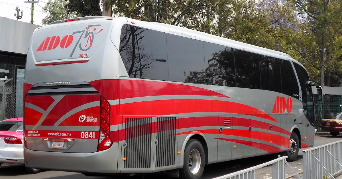 Bus m xico autobuses del oriente ado - Autobuses larga distancia ...