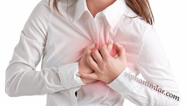 Kalp Krizi Riskini Azaltmak İçin 8 Öneri - viphanimlar.com