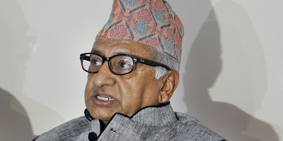nepalese ambassador to India called off
