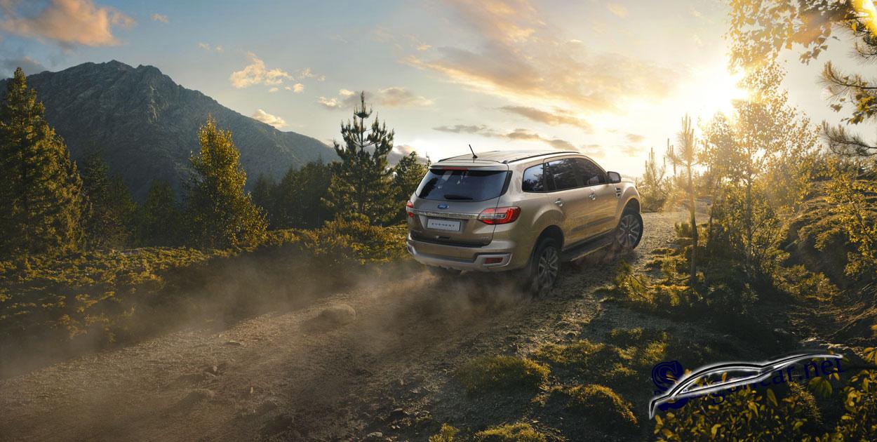 các phiên bản Ford Everest 2019