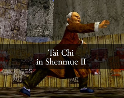 Tai Chi in Shenmue 2