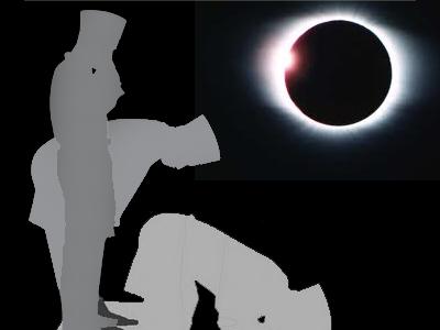 shalat gerhana matahari