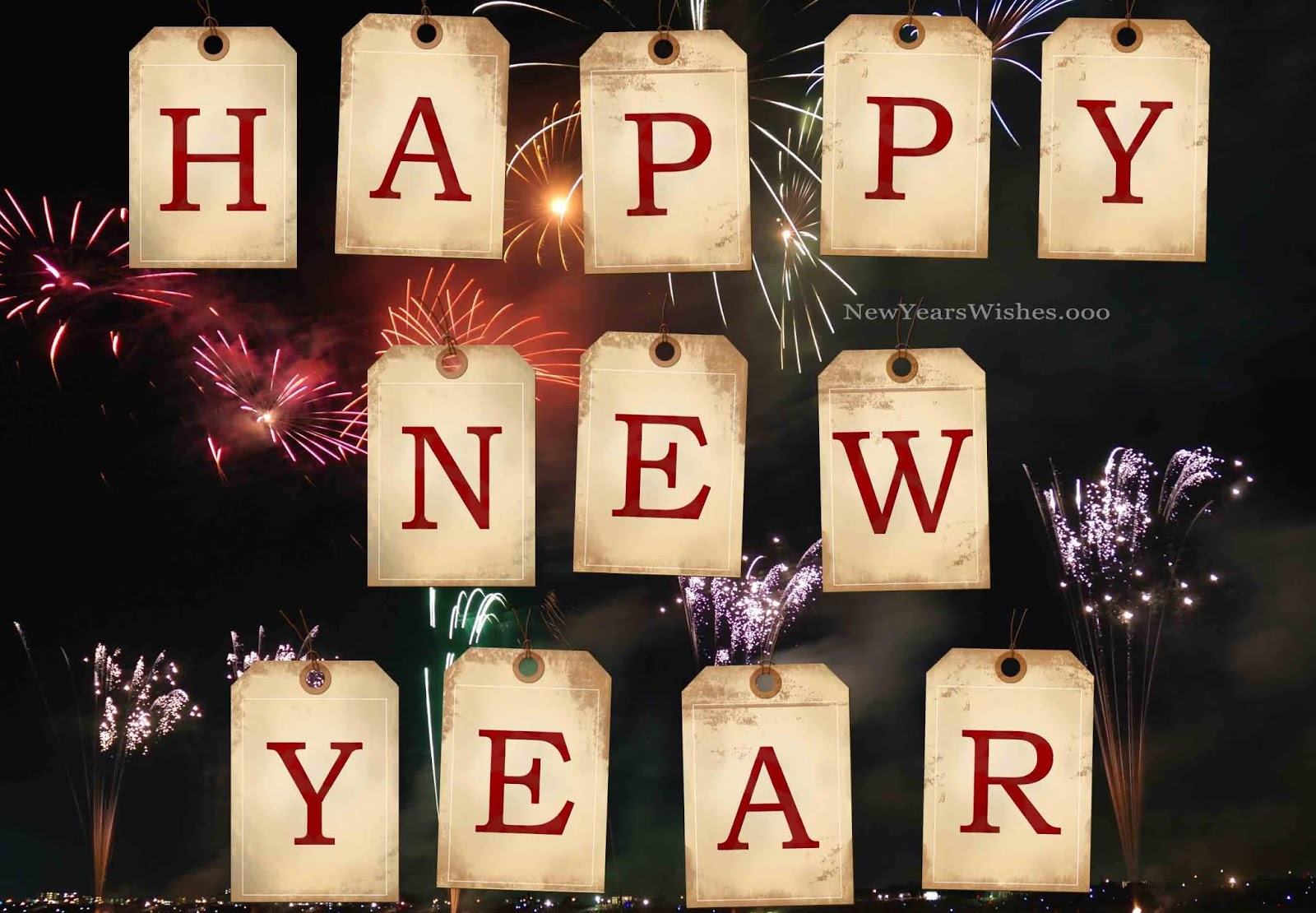 happy new year beautiful images wishes