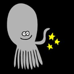 Octopus,Squid