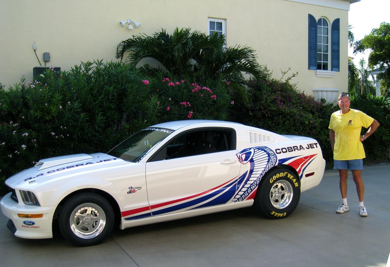 Mustang Cobra Jet Cj Flashback Automotive Education