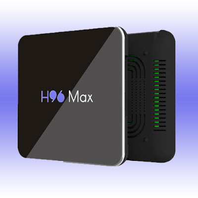 Download Android Oreo 8.1 firmware for H96 Max X2 TV Box