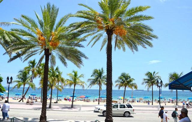 Conocer las playas de Fort Lauderdale