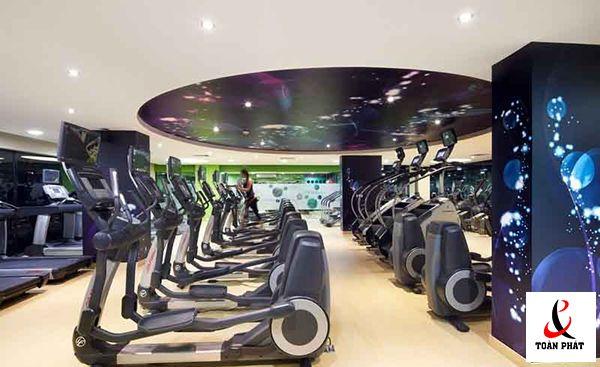Trần xuyên sáng phong tập gym, spa 2