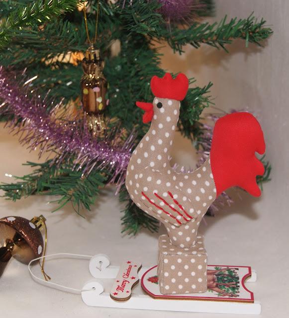 новый год, петух, текстильный петух, сувенир к новому году, подарок к новому году, огненный петух