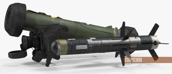 Міноборони США уклало контракт на виготовлення ПТРК Javelin для поставок Україні