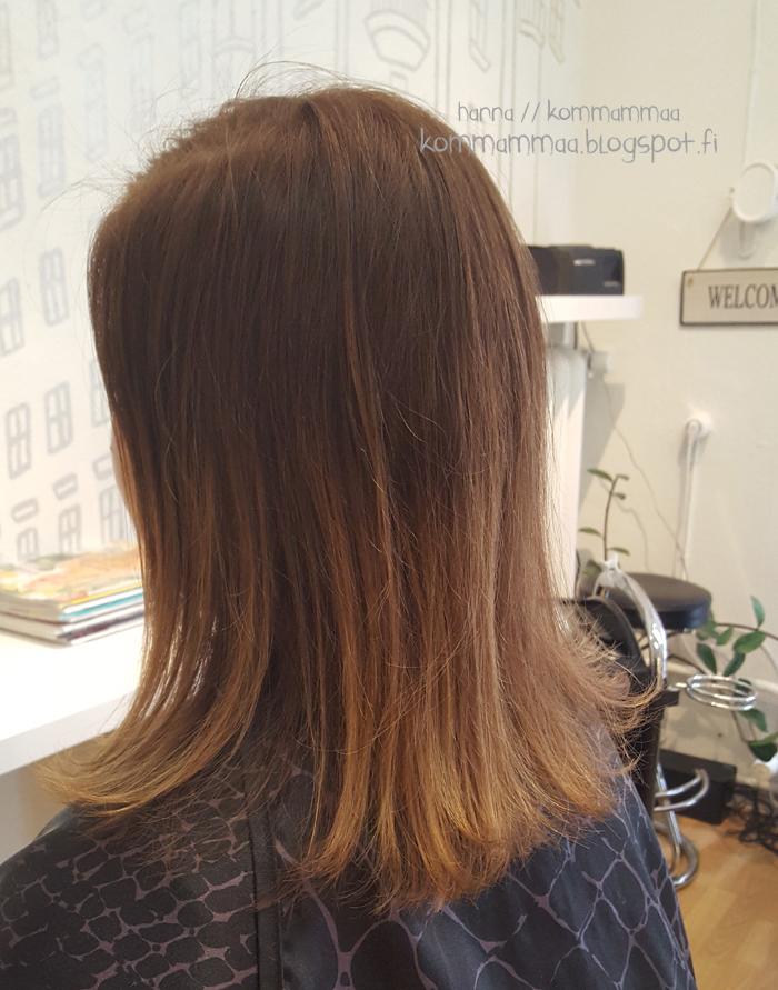 tukka hiuskriisi pidemmästä lyhyempään bob