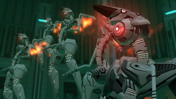 Zone of the Enders: The 2nd Runner Mars Story