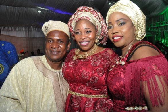 tope alabi mother burial photos