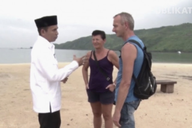 TGB: Wisatawan tidak Usah Takut ke Lombok