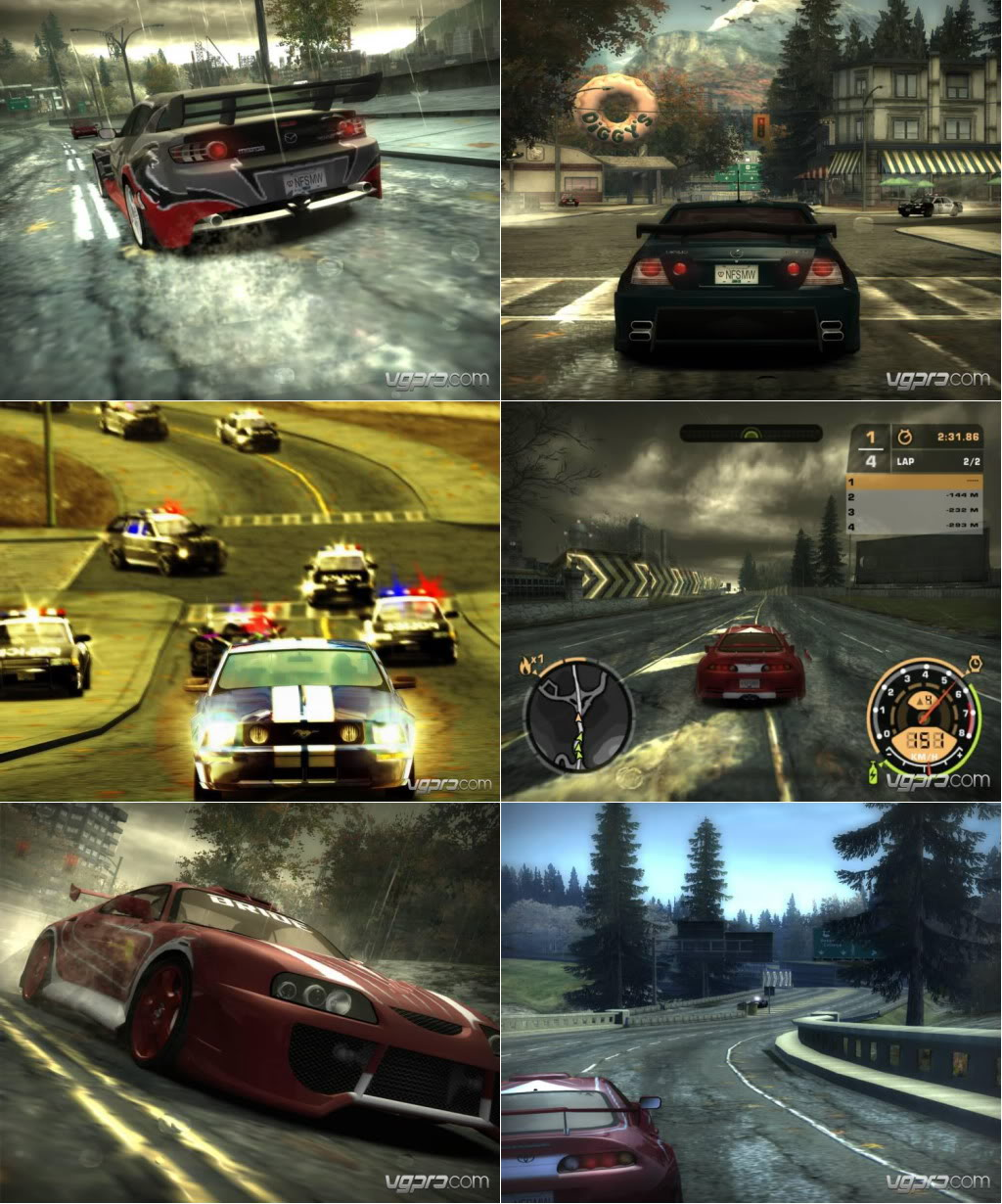 Point Blank Games: Need For Speed Most Wanted RIP Free