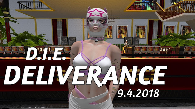 D.I.E. Deliverance In Second Life (9.4.2018) • Second Life Pro-Wrestling