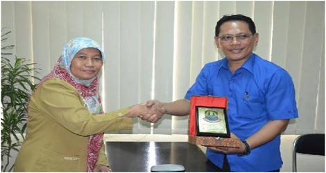 Humas Kabupaten Mentawai Belajar ke Kota Bekasi