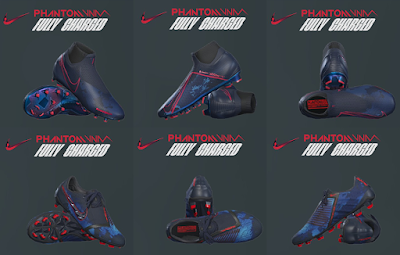 PES 2017 Nike Fully Charged Pack 2019 by Tisera09