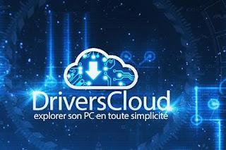تحميل برنامج تعريفات اى جهاز كمبيوتر DriversCloud مجانا