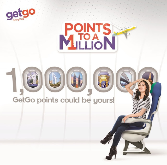GetGo Points to a Million Promo
