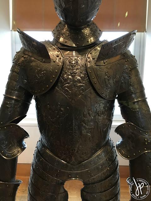 metal armory