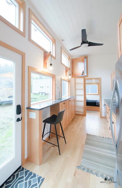 Albatross tiny house - Rewild Homes