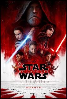 Cartel de Los últimos Jedi (The Last Jedi, 2017)