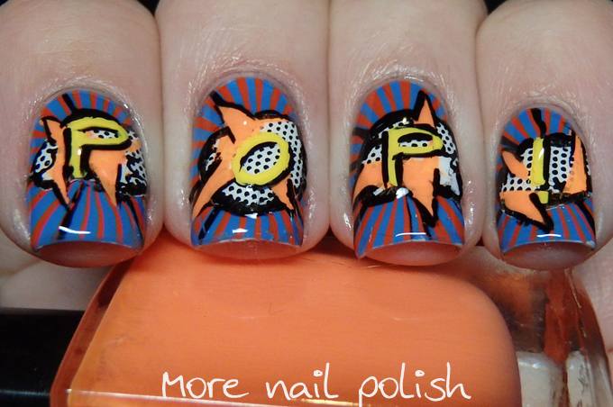 More Nail Polish