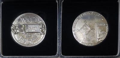 Medalla colectiva de FASFIL  para el G.F. El Ventolín