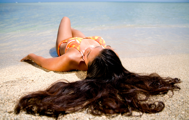Secrets to healthier hair this summer