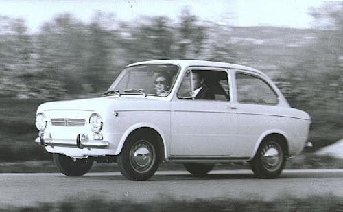 Fiat 850 Sedan