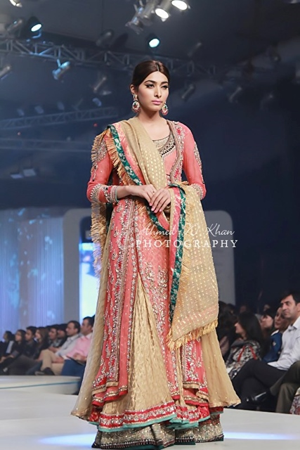 asifa and nabeel latest bridal collection 20132014