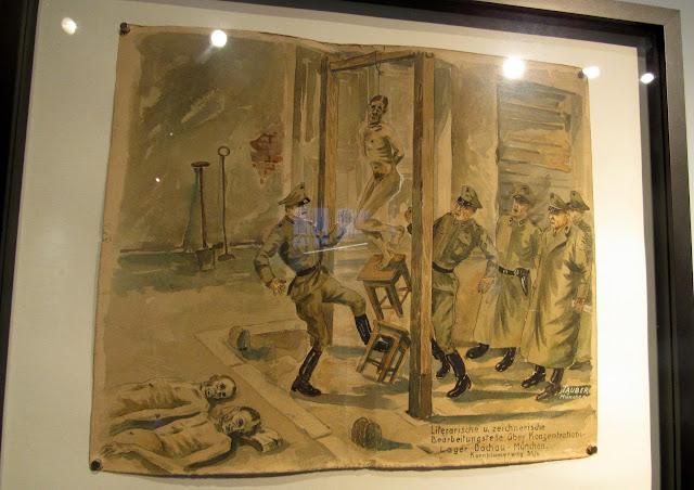Campo de Concentração Dachau Georg Tauber