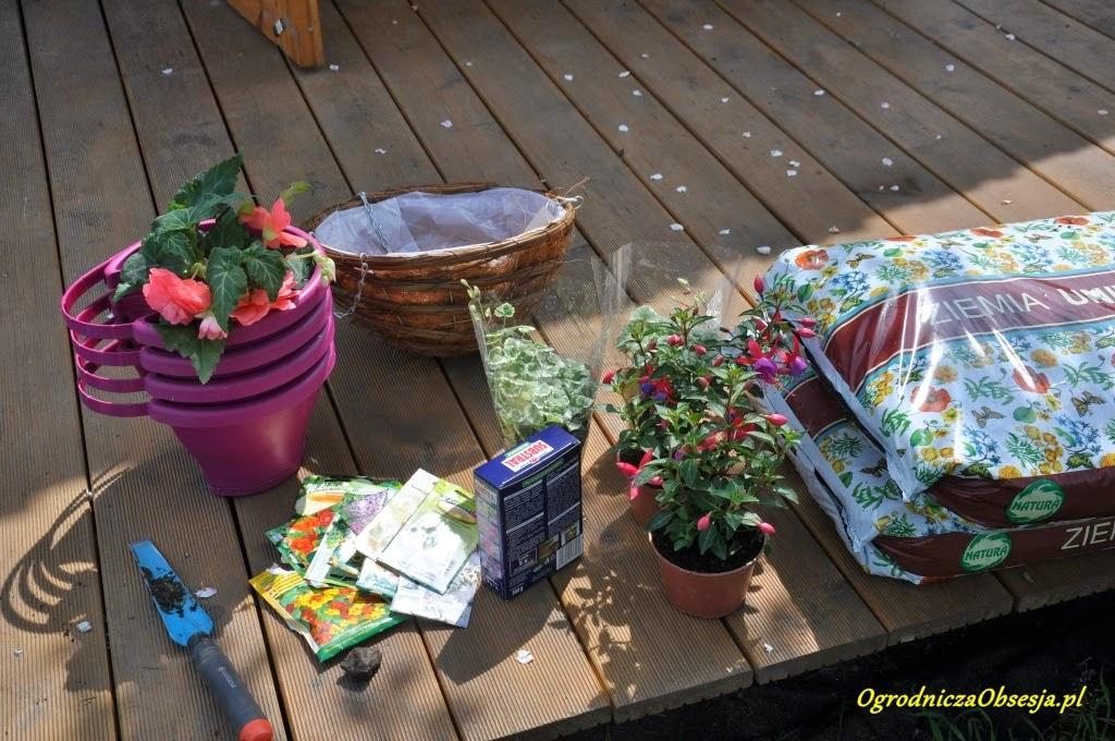 Ogrodnicza Obsesja Kompozycje Balkonowe I Jak Oszczędzić