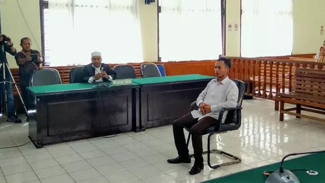 Majelis Hakim Nyatakan Jasriadi TIDAK TERBUKTI SARACEN