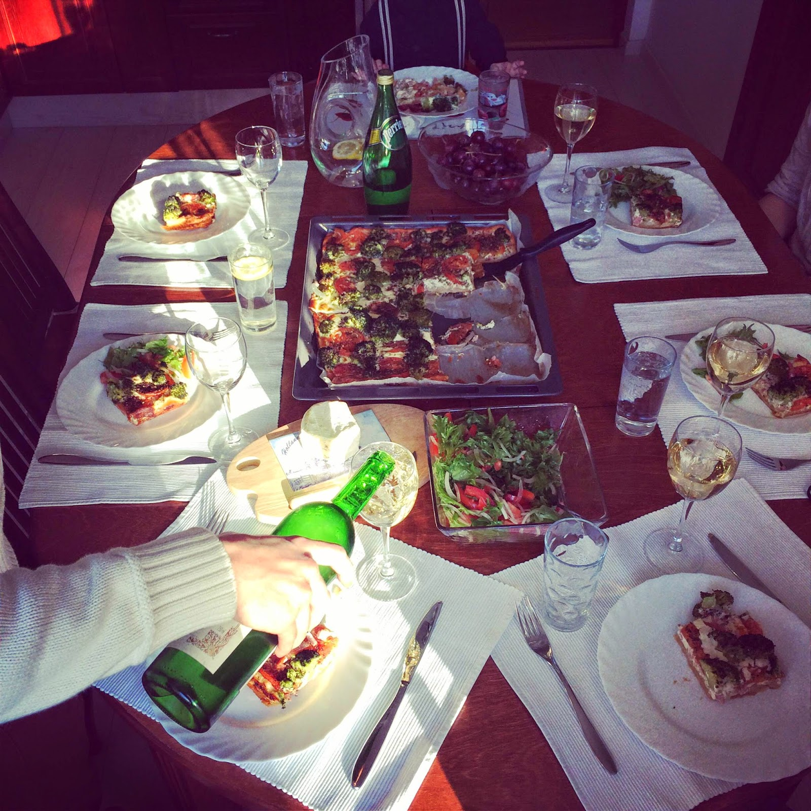 food-dinner-broccoli-pie