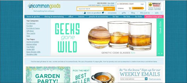 Gotowebsites 7 Great Gadget Gift Sites For Online Shop Gotowebsites