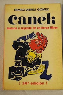 Canek, Ermilo Abreu Gómez