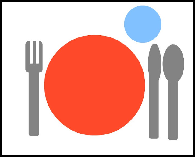Before Making My Own Placemat I Did A Quick Internet Search For Suitable Table Setting Template Didnt Really Find Anything That Loved