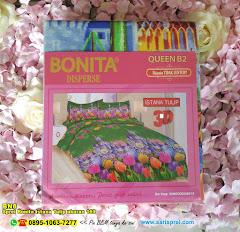 Sprei Bonita Istana Tulip Ukuran 160