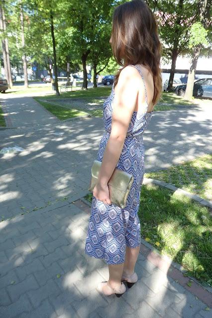spódnico-spodnie na lato