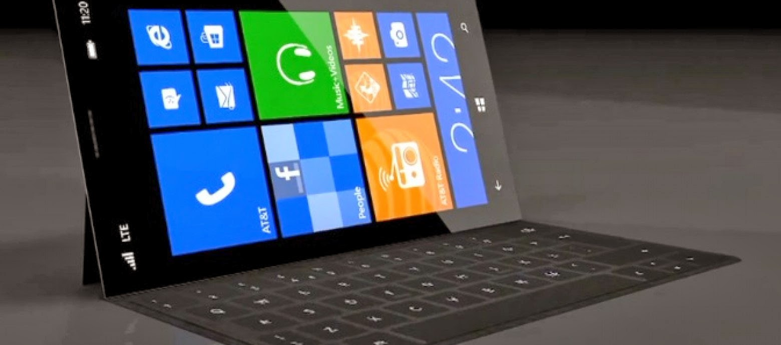 Surface Phone by Microsoft